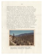 Geology of the Reyes Peak-Wagon Road Canyon area, Ventura County California and alteration and mineralization in the Masonic Mining District Mono County, California, Geology of the Reyes Peak-Wagon Road Canyon area, Ventura County California and alteration and mineralization in the Masonic Mining District Mono County, California