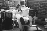 Reese Jones, founder and chairman of Farallon Computing., Reese Jones, founder and chairman of Farallon Computing.