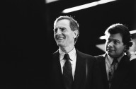 Apple CEO John Sculley (left) with Michael Spindler, president of Apple Europe who replaced Sculley as CEO in June 1993., Apple CEO John Sculley (left) with Michael Spindler, president of Apple Europe who replaced Sculley as CEO in June 1993.
