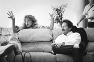 NeXT Creative Director Susan Kare, who was one of the first ten employees of the company, and David Kelley, president of David Kelley Design. Kelley's firm collaborated on the design of the original NeXT machine., NeXT Creative Director Susan Kare, who was one of the first ten employees of the company, and David Kelley, president of David Kelley Design. Kelley's firm collaborated on the design of the original NeXT machine.