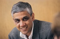 Kleiner Perkins Affiliated Partner Vinod Khosla., Kleiner Perkins Affiliated Partner Vinod Khosla.