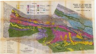 Geology of the Sespe Creek-Piedra Blanca Creek area, Ventura County, California, Geology of the Sespe Creek-Piedra Blanca Creek area, Ventura County, California