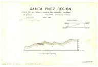 Santa Ynez region ... Hildreth Peak quadrangle, Calif., Santa Ynez region ... Hildreth Peak quadrangle, Calif.