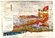 Geology of part of the western Santa Ynez Mountains, Santa Barbara County, California, Geology of part of the western Santa Ynez Mountains, Santa Barbara County, California