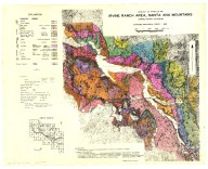 Geology of a part of the Irvine Ranch Area, Santa Ana Mountains, Orange County, California, Geology of a part of the Irvine Ranch Area, Santa Ana Mountains, Orange County, California