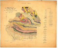 Geologic map of the Point Conception Region, Calif., Geologic map of the Point Conception Region, Calif.