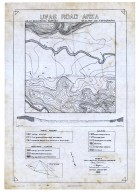 Uvas Road area geology and topography, Uvas Road area geology and topography