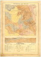 Topography and geology, Mala Suerte area, Camulos quadrangle, Cal., Topography and geology, Mala Suerte area, Camulos quadrangle, Cal.