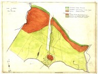 [Geologic map of the Frenchman's Cut area, Stanford University], [Geologic map of the Frenchman's Cut area, Stanford University]