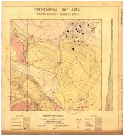 Frenchman's Lake sheet, Frenchman's Lake sheet