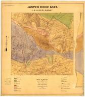 Jasper ridge area, Jasper ridge area