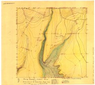 Topographic and geologic map of the Santa Ynez-Pulga area, Topographic and geologic map of the Santa Ynez-Pulga area