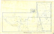 Plat of lands owned by Wm. H. and John F. Newsom, Plat of lands owned by Wm. H. and John F. Newsom