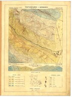 [Field map: Topography and geology of the Baseline area (area 14), Pleasanton quadrangle, [Field map: Topography and geology of the Baseline area (area 14), Pleasanton quadrangle