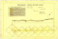 Cross section no. 39, [San Juan Bautista quadrangle], Cross section no. 39, [San Juan Bautista quadrangle]