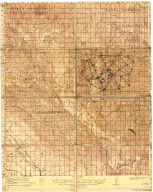 Primary triangulation net and areas for topography, [Nipomo quadrangle], Primary triangulation net and areas for topography, [Nipomo quadrangle]