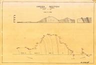 Chorro Canyon traverse [Mt. Pinos quadrangle], Chorro Canyon traverse [Mt. Pinos quadrangle]