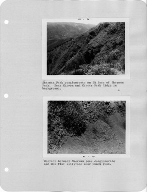 Geologic report of the Priest Valley area, Fresno and Monterey counties, California, Geologic report of the Priest Valley area, Fresno and Monterey counties, California
