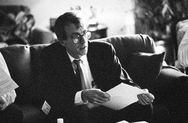 John Doerr, a Kleiner Perkins partner., John Doerr, a Kleiner Perkins partner.