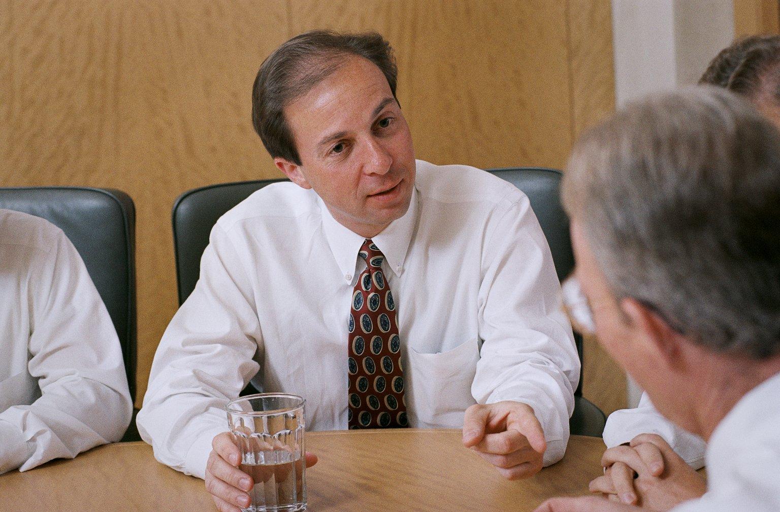 Joe Lacob, a Kleiner Perkins partner.