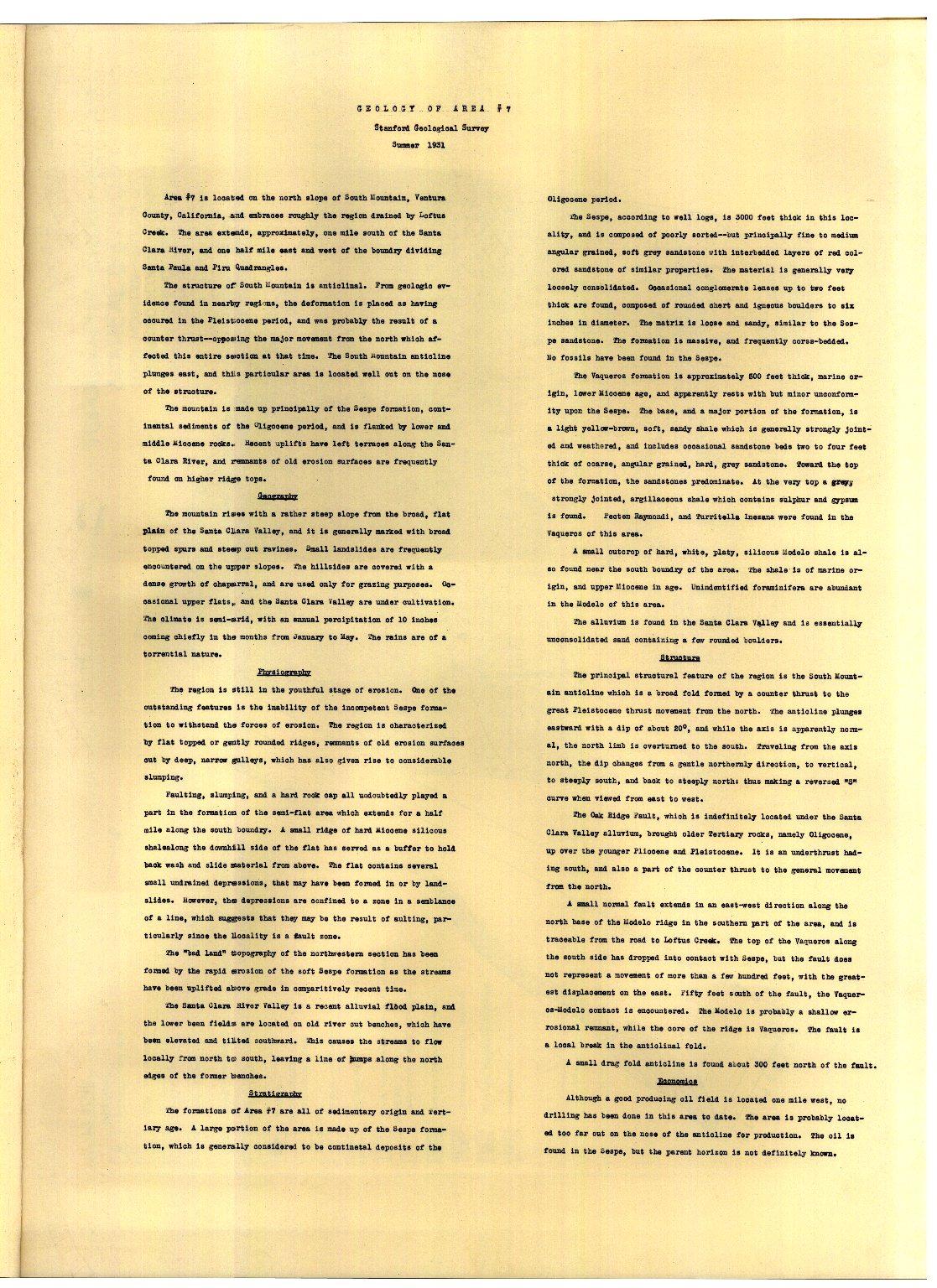 Geologic folio of a part of the Santa Paula quadrangle.