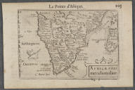 Africae Pars meridionalior., Africae Pars meridionalior.