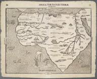 Africa Tertia Pars Terrae., Africa Tertia Pars Terrae.
