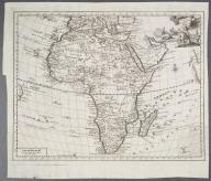 Carta Generale Dell' Africa., Carta Generale Dell' Africa.