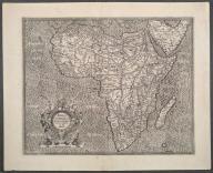 Africa. Ex magna orbis terre discriptione Gerardis Mercatoris desumpta., Africa. Ex magna orbis terre discriptione Gerardis Mercatoris desumpta.