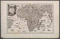 Africa ab Auctore Naturae Suis Dotibus Instructa Geographice Exhibita an MDCC., Africa ab Auctore Naturae Suis Dotibus Instructa Geographice Exhibita an MDCC.