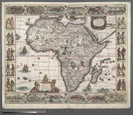 Africae nova Tabula., Africae nova Tabula.