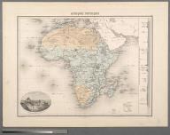 Afrique Physique., Afrique Physique.