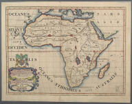 A New Map of Libya or old Africk Showing its general Divisions, most remarkable Countries or People, Cities, Townes, Rivers, Mountains &c., A New Map of Libya or old Africk Showing its general Divisions, most remarkable Countries or People, Cities, Townes, Rivers, Mountains &c.