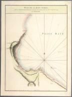 Plan de la Baye Simon, Situe au Cap de Bonne Esperance, suivant les Observations faites en Aout et Septembre 1775, par Mr. Dalrymple., Plan de la Baye Simon, Situe au Cap de Bonne Esperance, suivant les Observations faites en Aout et Septembre 1775, par Mr. Dalrymple.