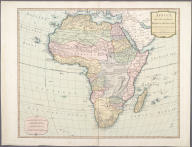 Africa, and its Several Regions and Islands according to the most recent Descriptions., Africa, and its Several Regions and Islands according to the most recent Descriptions.