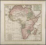 Kaart van Afrika door den Heer d'Anville ..., Kaart van Afrika door den Heer d'Anville ...
