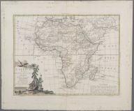 L'Africa divisa ne'suoi Principali Stati Di Nuova Projezione., L'Africa divisa ne'suoi Principali Stati Di Nuova Projezione.