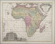 L'Afrique Divisee en ses Empires, Royaumes et Etats Dressees Sur Les Dernieres Observations., L'Afrique Divisee en ses Empires, Royaumes et Etats Dressees Sur Les Dernieres Observations.