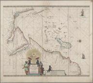Pascaerte van't Westelycke Deel van Oost Indien, van Cabo de Bona Esperanca tot C. Comorin., Pascaerte van't Westelycke Deel van Oost Indien, van Cabo de Bona Esperanca tot C. Comorin.