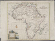 Africa, agreeable to the most approved maps and charts., Africa, agreeable to the most approved maps and charts.