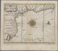 A Chart of Guinea., A Chart of Guinea.