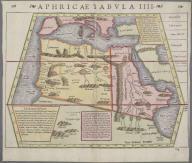 Aphricae Tabula IIII., Aphricae Tabula IIII.