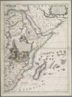 L'Africa divisa nelle sue Parti secondo le piu moderne, relationi colle scoperte dell'origine e corso del Nilo ..., L'Africa divisa nelle sue Parti secondo le piu moderne, relationi colle scoperte dell'origine e corso del Nilo ...