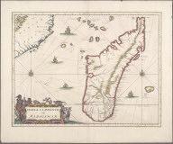 Insula S. Lavrentii, vulgo Madagascar., Insula S. Lavrentii, vulgo Madagascar.