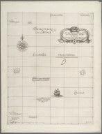 Carta particolare dell mare Oceano fra l'Ierlandia e l'Isole di Asores., Carta particolare dell mare Oceano fra l'Ierlandia e l'Isole di Asores.