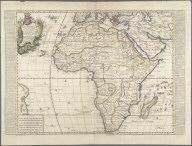 L'Afrique divisee selon le tendue de tous ses etats assujetti aux observations astronomiques avec des nottes historiques et geographiques touchant les naturels de ce continent., L'Afrique divisee selon le tendue de tous ses etats assujetti aux observations astronomiques avec des nottes historiques et geographiques touchant les naturels de ce continent.