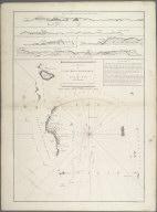 A Plan of Cape Bona Esperance with False Bay., A Plan of Cape Bona Esperance with False Bay.
