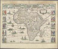 Africae novo descriptio., Africae novo descriptio.