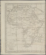 A Map of Africa agreeable to the latest Authorities., A Map of Africa agreeable to the latest Authorities.