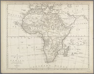 A New and Accurate Map of Africa., A New and Accurate Map of Africa.